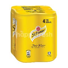 Schweppes Tonic Water 4x320ml