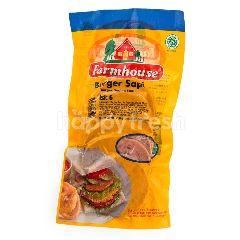 Farmhouse Burger Sapi