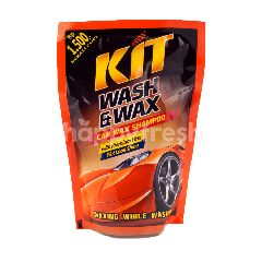 Kit Cuci & Wax