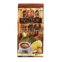 Sunshine Kingdom Low Sugar Durian King White Coffee Mix (10 Sachets)
