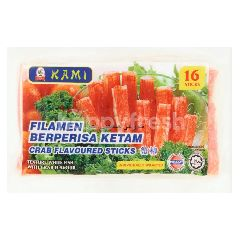 Kami Sticks Crab Flavoured Sticks (16 Pieces)