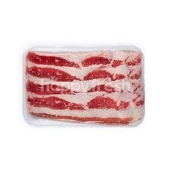 Daging Sapi Irisan Short Plate US