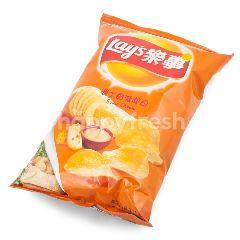 Lay's Swiss Cheese Potato Chips