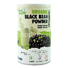 LOVE EARTH Organic Black Bean Powder