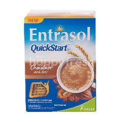 Entrasol Quick Start Cokelat dengan Oat