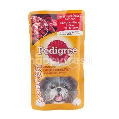 Pedigree Daging Sapi Cis untuk Anjing