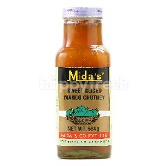 Mida's Sweet Sliced Mango Chutney