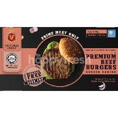 Victoria Crest Beef Burger (4 Pieces)