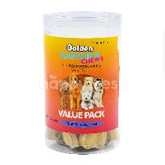 Golden Golden Rawhide Chews Value Pack ( Small )