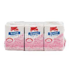 ไทย-เดนมาร์ค นมปรุงแต่ง ยูเอชที กลิ่นสตรอเบอร์รี่ 125 มล. (แพ็ค 6)