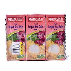 Marigold Mixed Longan Red Dates Fruit Drink (6 Packs)