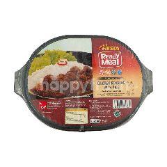 Fiesta Ready Meal Ayam Rendang dengan Nasi