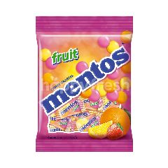 MENTOS Fruit Chewy Dragees Candy