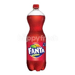 Fanta Strawberry Carbonated Drink
