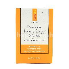 Waitrose Dandelion, Fennel & Ginger Infusion - With Liquorice Root Tea