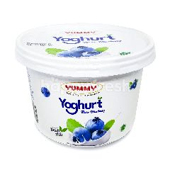 Yummy Blueberry Yogurt