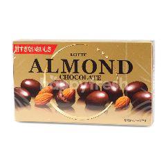 ล็อตเต้ อัลมอนด์ช็อกโกแลต