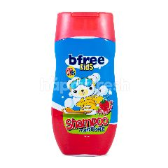 Bfree Kids Sampo  Kondisioner Rambut Wangi Stroberi
