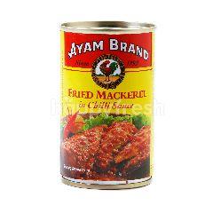 Ayam Brand Fried Mackerel In Chilli Sauce