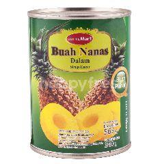Choice L Buah Nanas dalam Sirup Cair