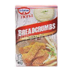 Dr.Oetker Breadcrumbs Original Flavour