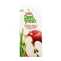 MARIGOLD Peel Fresh Mixed Apple Aloe Vera Juice Drink 1.89L