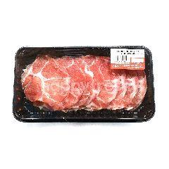 Pork Collar Slice Shabu Shabu