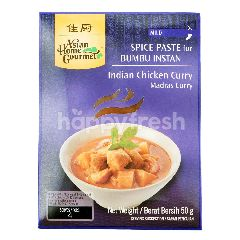 Asian Home Gourmet Bumbu Masak Kari Ayam Khas India