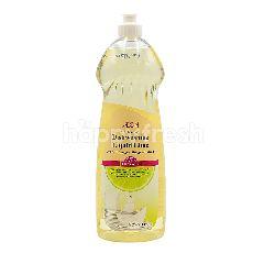 TOPVALU Anti Bacterial Dishwashing Liquid Lime (1L)