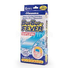 Hisamitsu Byebye-Fever For Adults (6 Sheets)