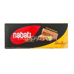 Nabati Maxi Wafer Rasa Hazelnut