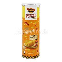Mister Potato Hot & Spicy Potato Chips 150G