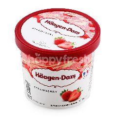 ฮาเก้น-ดาส สตรอเบอร์รี่ ไอศกรีม