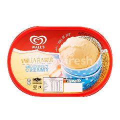 Wall's Deliciously Creamy Vanilla Ice Cream