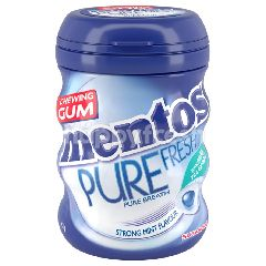 Mentos Pure Fresh Pure Breath Strong Mint With Green Tea
