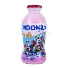 Indomilk Minuman Susu Steril Rasa Stroberi