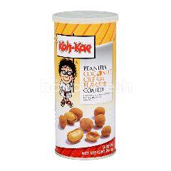 Koh-Kae Peanuts Coconut Cream Flavour Coated