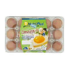 NUTRI PLUS Omega-3 Eggs
