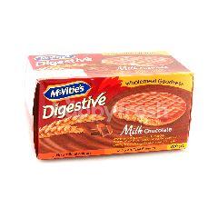 MCVITIE'S Digestive Milk Chocolate Biscuits