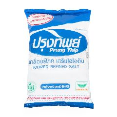 Prung Thip Iodized Refined Salt