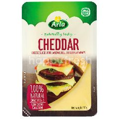 Arla Natural Sliced Cheddar Cheese
