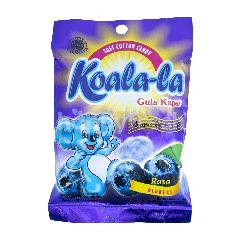 Koala-la Gula Kapas Rasa Bluberi