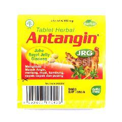 Antangin JRG Tablet Herbal Jahe Royal Jelly Ginseng