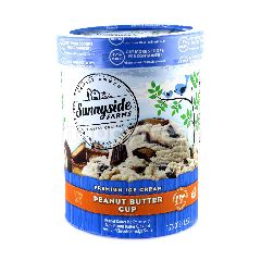 Sunnyside Farms Premium Ice Cream Peanut Butter Cup