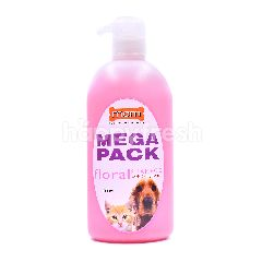 MCM Mega Pack Pet Floral Shampoo With Conditioner