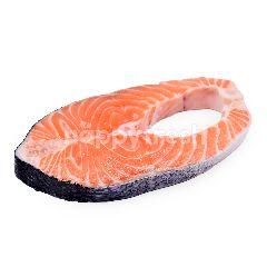 Fresh Norwegian Af Salmon Block