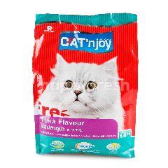 แคท เอ็นจอย อาหารแมวโต รสทูน่า 1.2 กก.