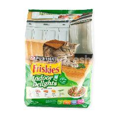 เพียวริน่า ฟริสกี้ส์อินดอร์ดีไลท์ อาหารแมว