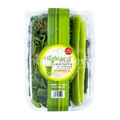 Highland Detox Juicing Greens
