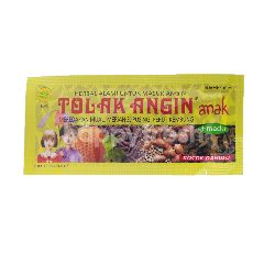 Tolak Angin Sirup Herbal Anak